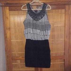 Like new 2bebe dress sz L